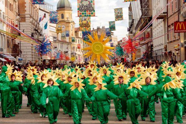 Carneval in Rijeka