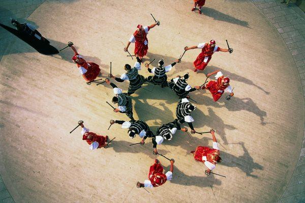 Moreška – traditional sword dance on the island of Korčula