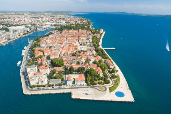 Zadar - pearl of northern Dalmatia