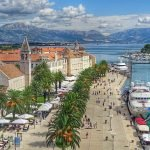 tourists in Croatia break a record