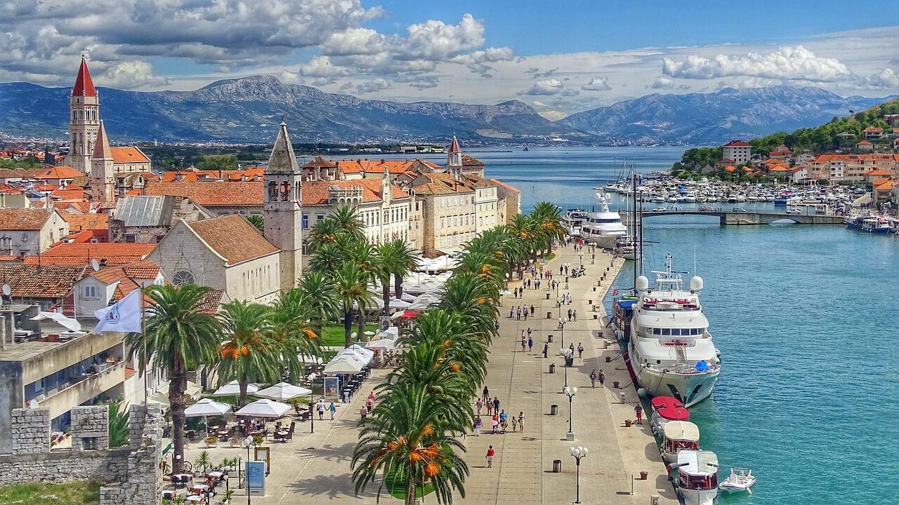 tourists in Croatia break a record